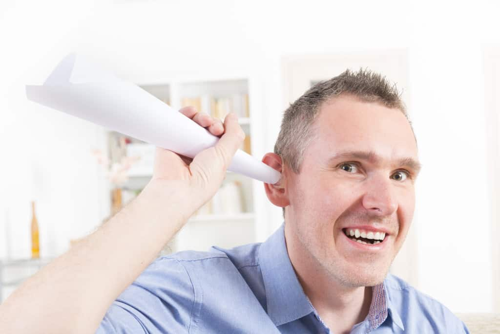 hearing loss Whether a hearing loss is permanent or not depends on what is causing the hearing loss in most of the above cases of temporary hearing loss, the problem occurs to one ear or the other.