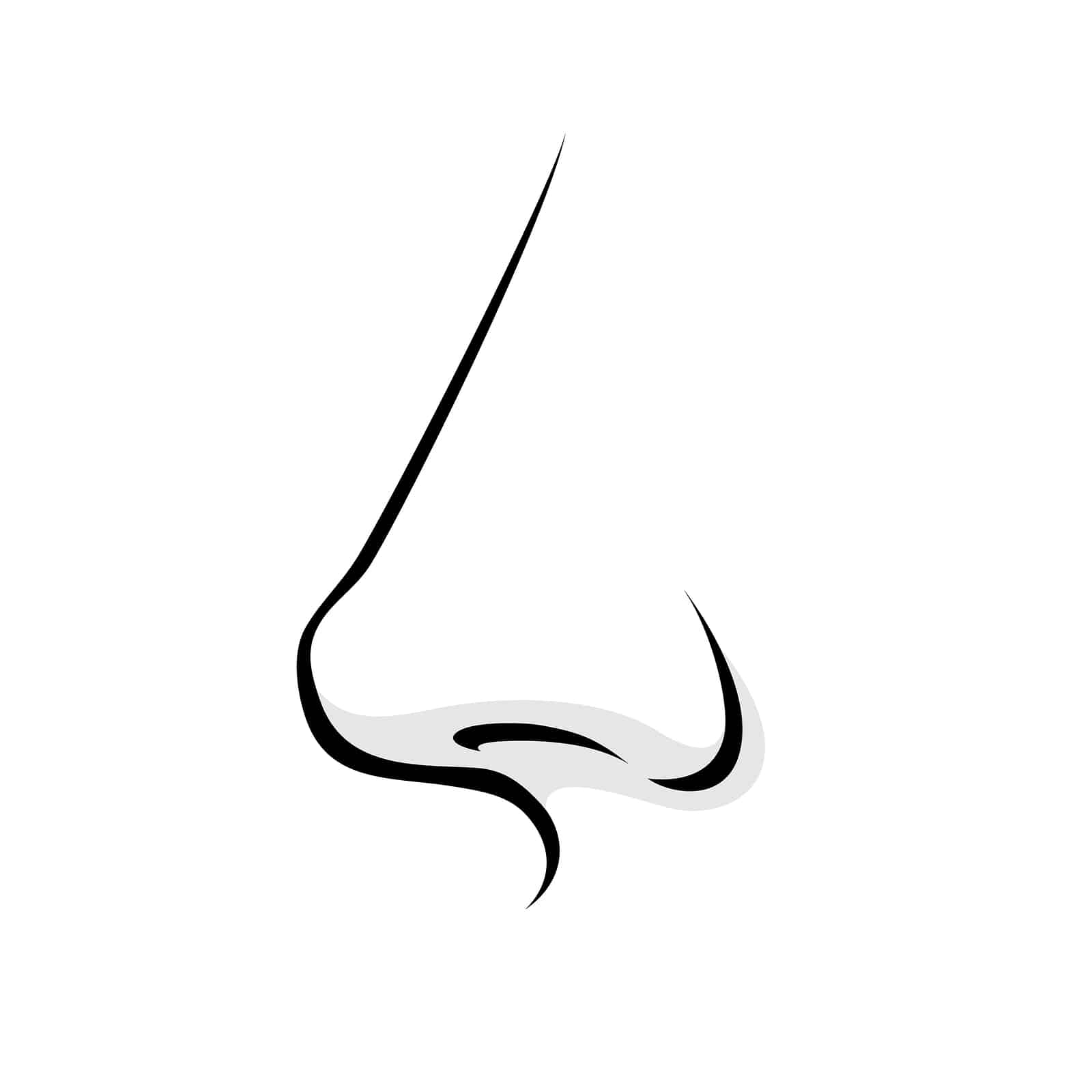 Line Drawing Nose : Nose line art pictures to pin on pinterest daddy