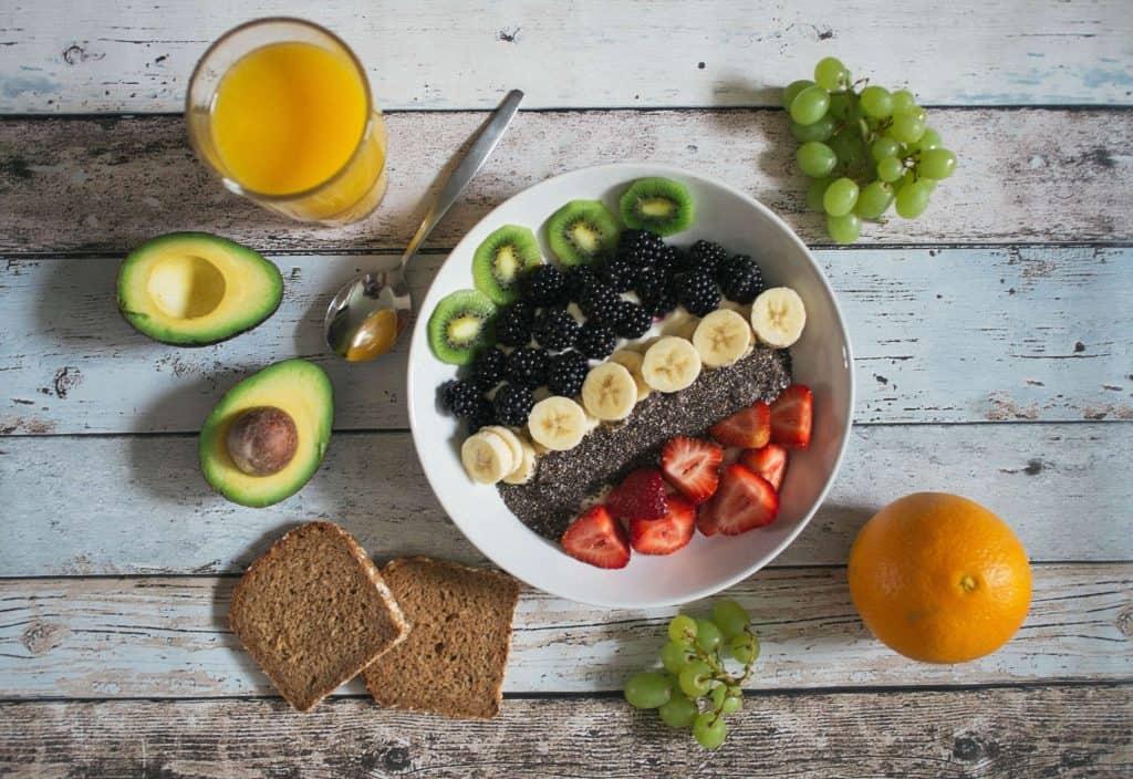 Healthy sinus foods